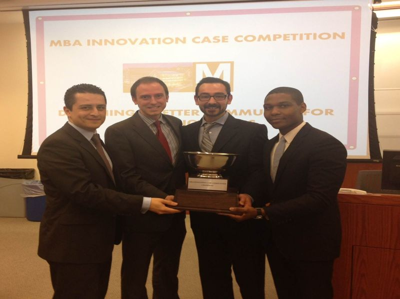 Case Competition Winners